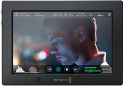 Blackmagic Video Assist 4K モニター