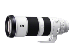 SONY FE200〜600mm F5.6-6.3 G OSS