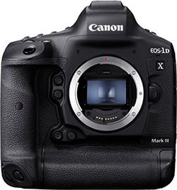 Canon EOS 1DX MarkⅢ
